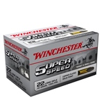 WINCHESTER - Super Speed - 50 munitions Cal. 22LR